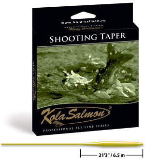 SHOOTING TAPER Professional Series