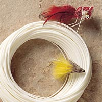 Triangle Taper Bass Line Ivory TTBAF