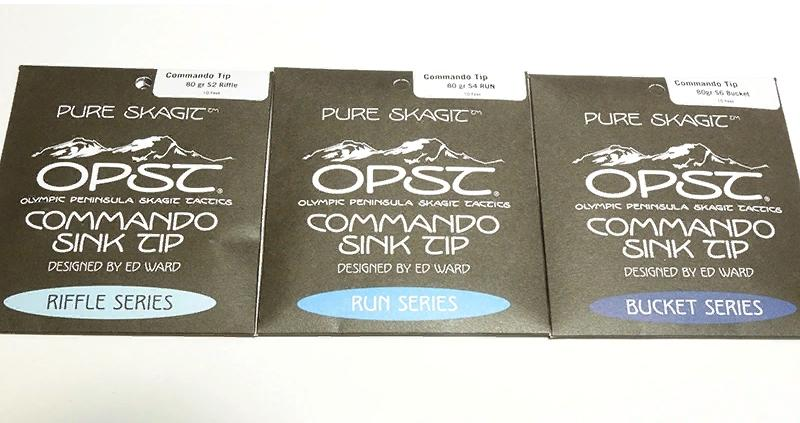 Commando Tips 10 feet - 80gr, S2