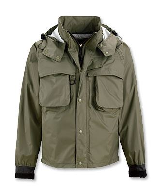 Clearwater Packable Wading Jacket