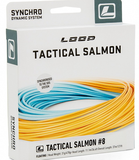 SDS TACTICAL SALMON