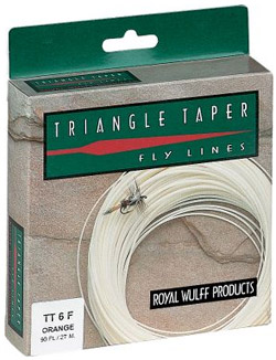 J-3 Triangle Taper Floating Orange TTF