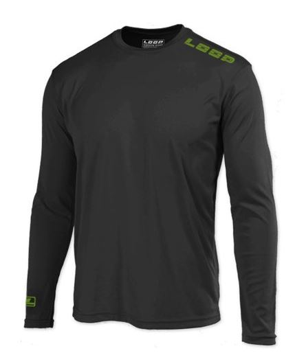 LS Tech Shirt Grey