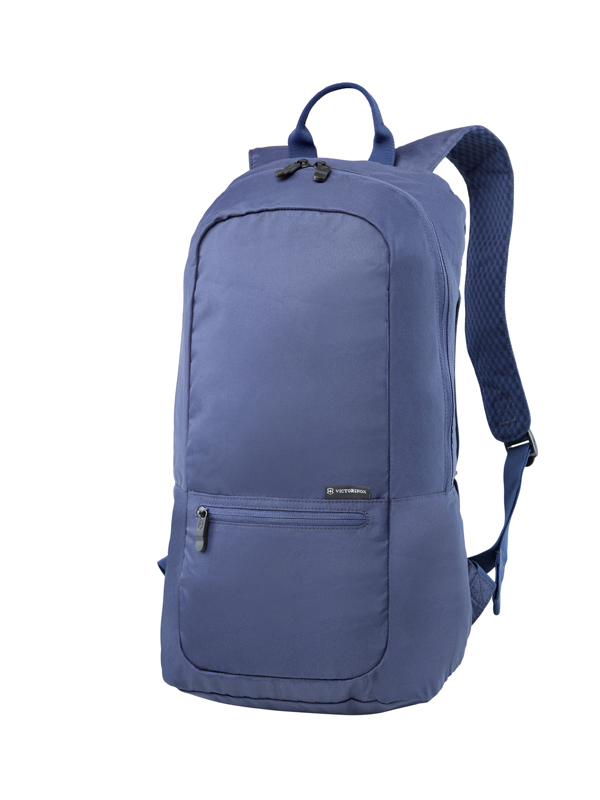 складной   Packable Backpack, синий, 25x14x46 см, 16 л