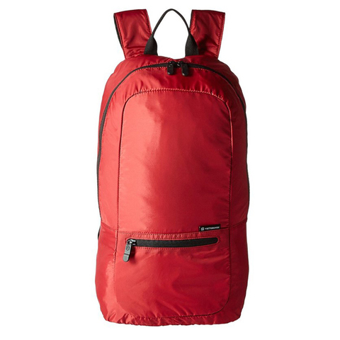 складной   Packable Backpack, красный, 25x14x46 см, 16 л