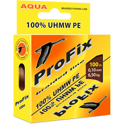 PROFIX 100m brown, d=0,14mm