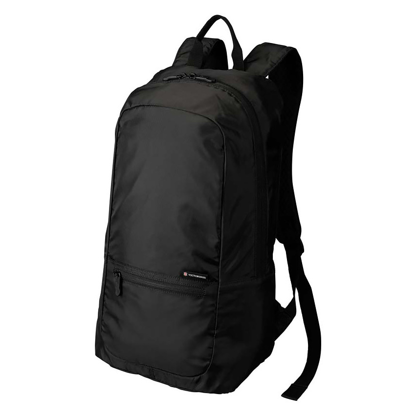 складной   Packable Backpack, черный, 25x14x46 см, 16 л